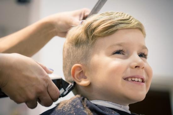 Salon de coiffure pour enfant à Auriol